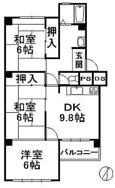 マンション(建物一部)-神戸市垂水区塩屋町3丁目 南向きバルコニー