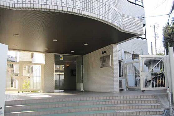 マンション(建物一部)-新宿区喜久井町 エントランスの様子