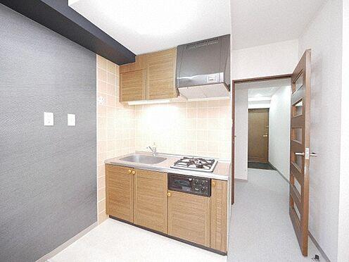 マンション(建物一部)-札幌市北区北十七条西4丁目 キッチン