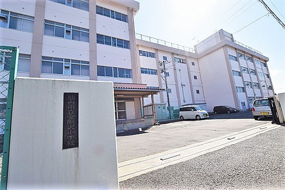 新築一戸建て-仙台市太白区西多賀3丁目 金剛沢小学校 約650m