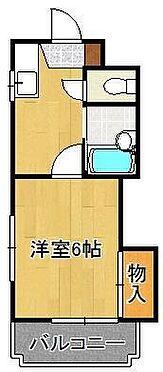 マンション(建物全部)-北九州市門司区原町別院 年間収入7,798,000円(表面利回り8.52%)満室時