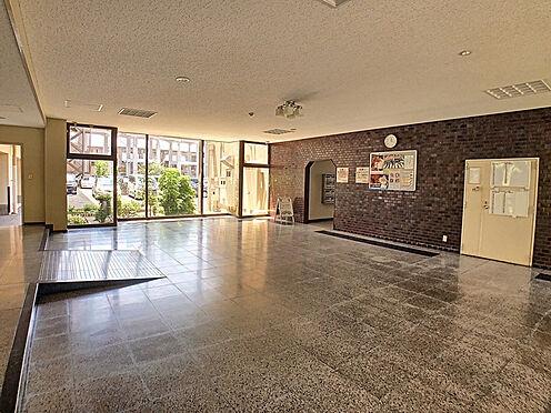 区分マンション-名古屋市南区豊2丁目 清潔に保たれたエントランス