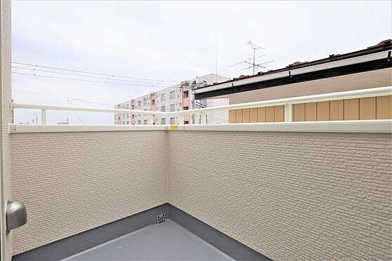 新築一戸建て-仙台市青葉区高松3丁目 バルコニー