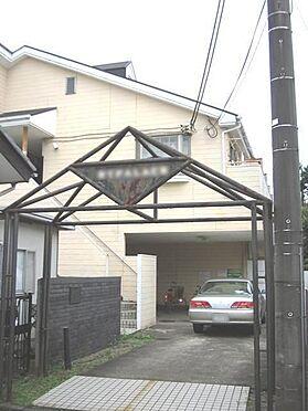 アパート-東松山市松葉町4丁目 外観