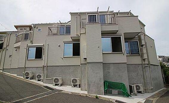 アパート-横須賀市久比里2丁目 外観