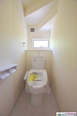 新築一戸建て-仙台市泉区将監12丁目 トイレ