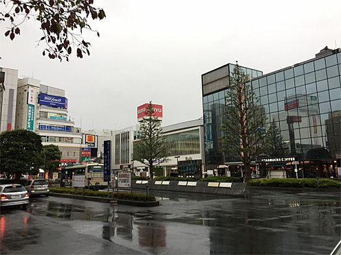 マンション(建物一部)-所沢市南住吉 西友 所沢店(877m)