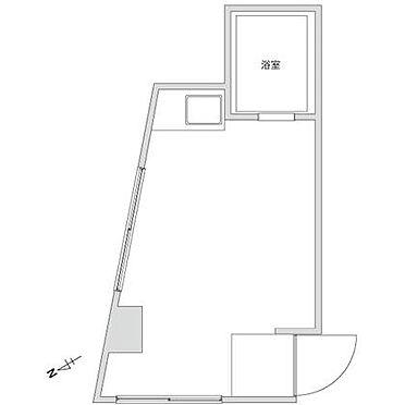 事務所(建物一部)-中野区東中野5丁目 間取り