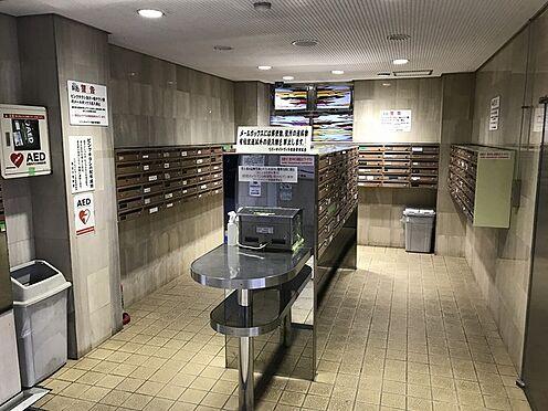 中古マンション-大阪市西淀川区姫島3丁目 エントランス