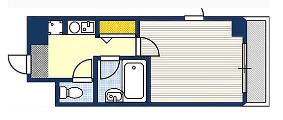 マンション(建物一部)-神戸市中央区生田町1丁目 入居者ニーズを詰め込んだ単身者向けプラン