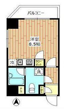 区分マンション-江東区亀戸3丁目 間取り