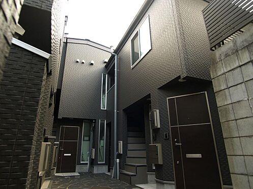 アパート-渋谷区上原2丁目 外観1