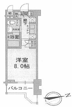 マンション(建物一部)-大田区大森西5丁目 間取り