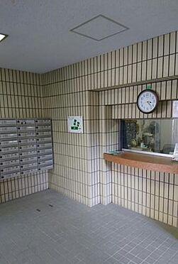 マンション(建物一部)-神戸市長田区長田天神町4丁目 清潔感のあるエントランス
