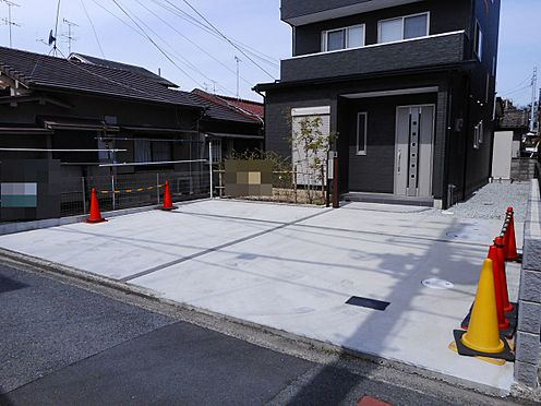 中古一戸建て-大和高田市南陽町 駐車場