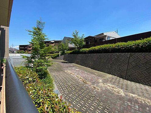 中古マンション-名古屋市緑区有松町大字桶狭間字生山 前面道路になります。