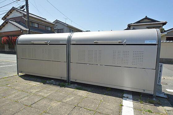 マンション(建物全部)-松阪市駅部田町 物件が綺麗に保てる入居者様専用ゴミ置き場有。