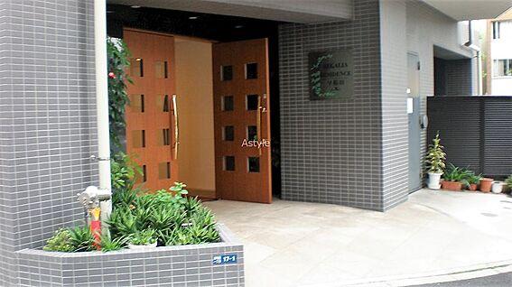 区分マンション-新宿区西早稲田1丁目 外観