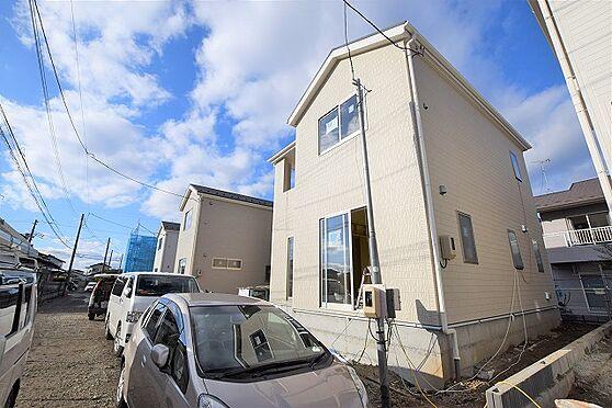 新築一戸建て-多賀城市新田字西 外観
