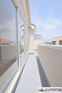 新築一戸建て-富谷市日吉台1丁目 バルコニー