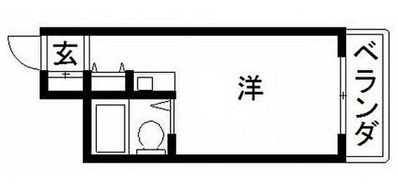 マンション(建物一部)-大阪市生野区勝山南4丁目 コンパクトにまとめた水まわり