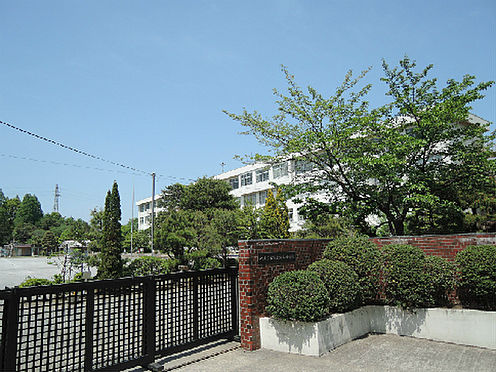 区分マンション-八王子市松が谷 八王子市立松が谷小学校(984m)