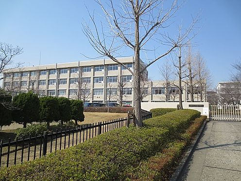 中古マンション-多摩市貝取3丁目 青陵中学校(930m)