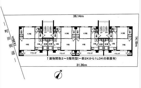 マンション(建物全部)-町田市木曽東4丁目 アサヌママンション・ライズプランニング