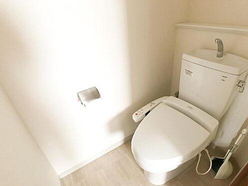 中古マンション-名古屋市中区大井町 清潔感溢れるトイレ!