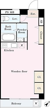 マンション(建物一部)-豊島区 平成20年に室内リフォーム済