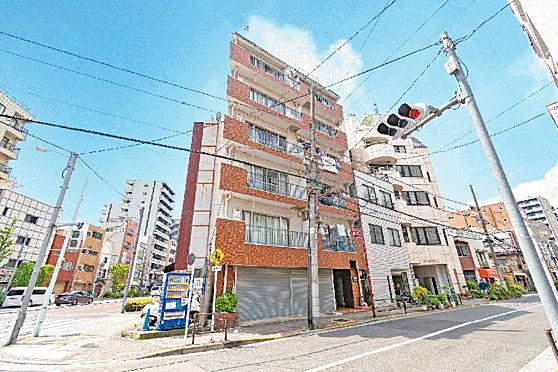 中古マンション-台東区入谷1丁目 外観