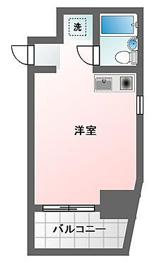 マンション(建物一部)-大阪市東淀川区瑞光2丁目 間取り