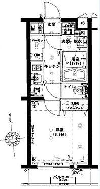 マンション(建物一部)-板橋区蓮根3丁目 間取り