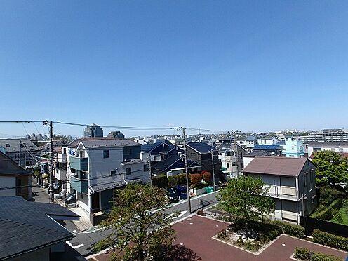 マンション(建物一部)-横浜市西区東久保町 天気のいい日は富士山が望めます!