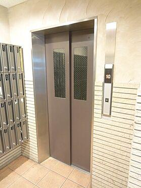 マンション(建物一部)-神戸市中央区相生町5丁目 エレベーターもあり、便利です。