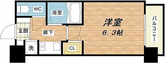 区分マンション-大阪市中央区上町1丁目 最上階のお部屋