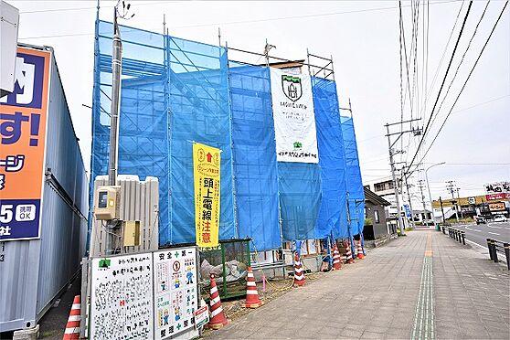 新築一戸建て-仙台市若林区遠見塚1丁目 外観