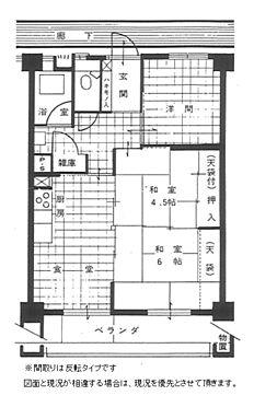 マンション(建物一部)-静岡市葵区春日2丁目 間取り図