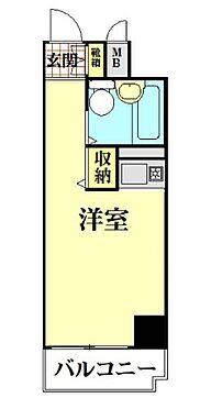 マンション(建物一部)-大阪市生野区勝山南4丁目 単身者向けのシンプルプラン