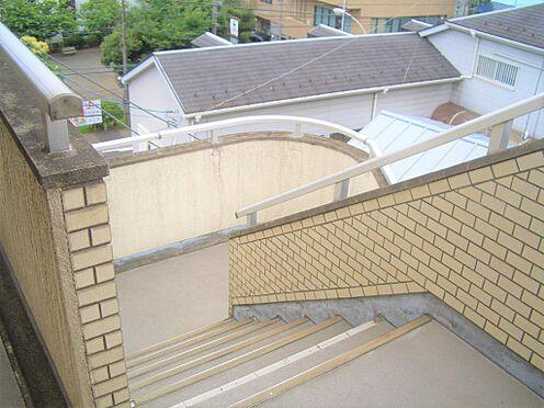 マンション(建物一部)-横浜市港北区樽町1丁目 階段です。