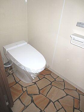 区分マンション-中央区日本橋小網町 新規ウォシュレット・トイレ2か所
