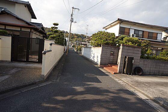建物全部その他-岡山市中区湊 ◆前面道路の写真です♪