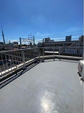 収益ビル-墨田区東向島5丁目 バルコニー