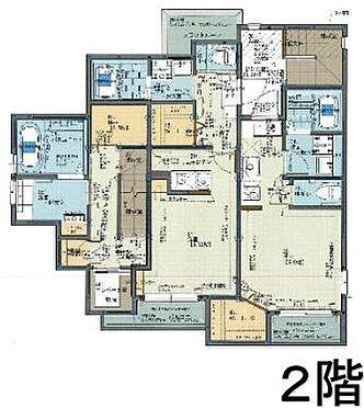 一棟マンション-中野区新井4丁目 新井4丁目マンション・ライズプランニング