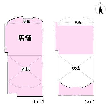 店舗(建物全部)-東松山市大字下唐子 間取り