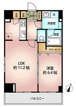 マンション(建物一部)-墨田区本所3丁目 使いやすい1LDKとなっております
