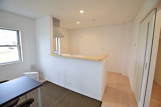 新築一戸建て-東松島市あおい1丁目 キッチン