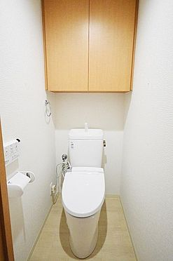 中古マンション-八王子市南町 トイレ