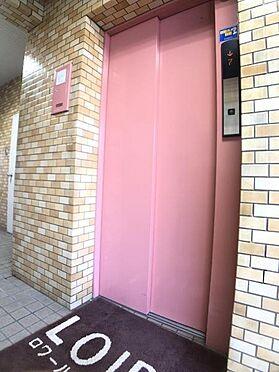 区分マンション-福岡市中央区港3丁目 エレベーターございます。