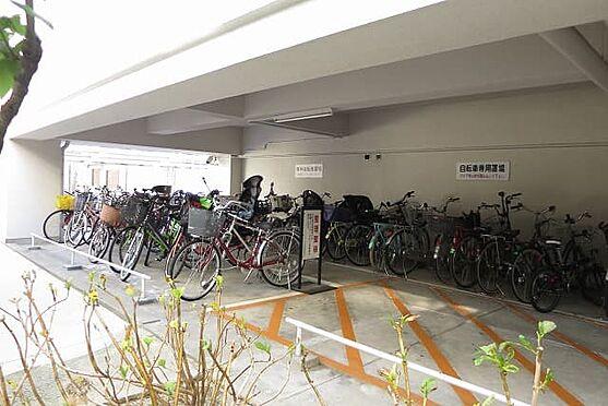 マンション(建物一部)-大阪市都島区網島町 ゆとりある駐輪スペース